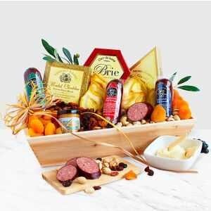 Deluxe Meat & Cheese Gift