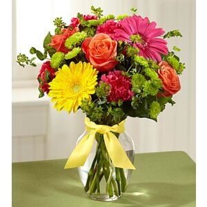 D5-5202 The FTD Bright Days Ahead Bouquet